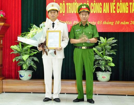 Giam doc Cong an Hai Phong anh 1