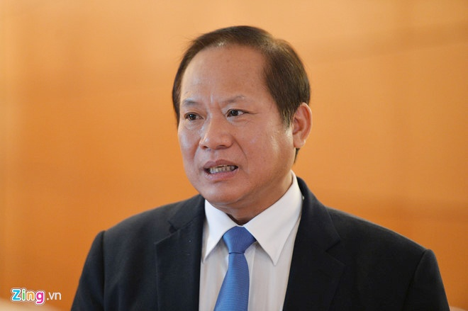 Ong Truong Minh Tuan bi trieu tap ra toa vu Rikvip hinh anh 2