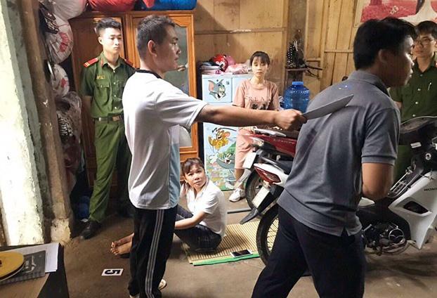 Nguoi dan ong Trung Quoc sang Viet Nam chem ca nha ban tinh hinh anh 1