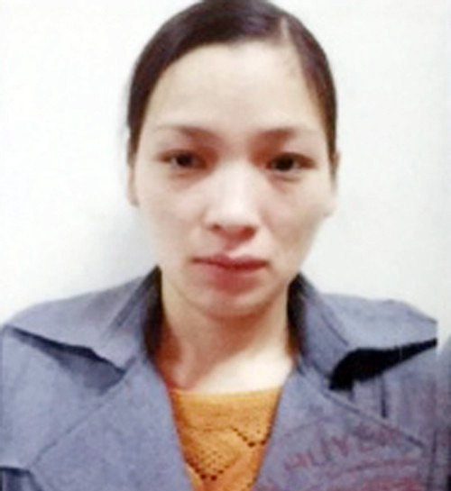 Nu canh sat dom linh 12 nam tu hinh anh 1 thuy.jpg