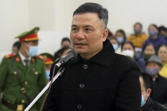 Trùm đa cấp Lê Xuân Giang bị đề nghị án tù chung thân - Pháp đình