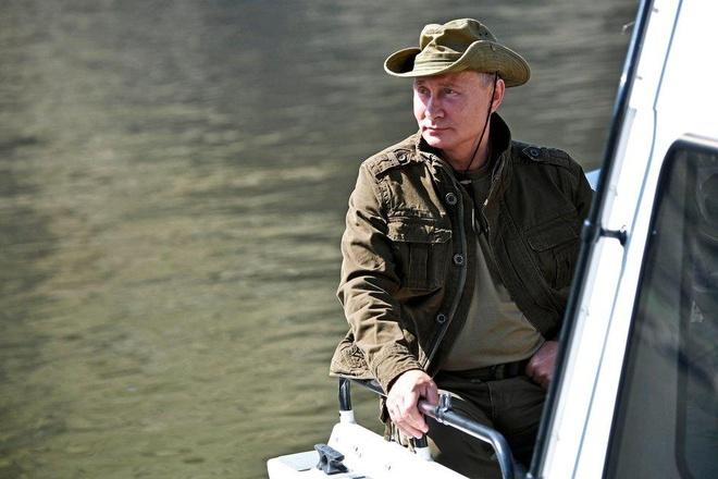 Tiet lo chi tiet ky nghi bi mat cua Tong thong Putin o Siberia hinh anh 4