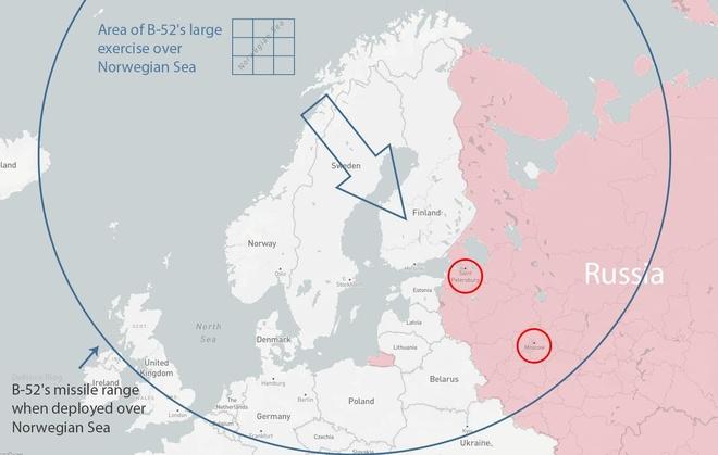 Nga to may bay nem bom B-52 My mo phong tan cong Moscow hinh anh 2
