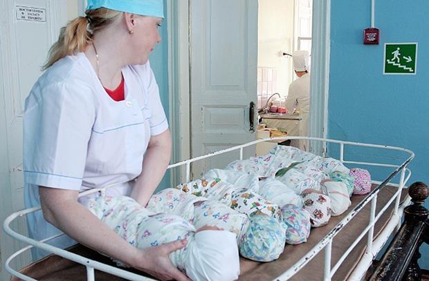 Nước Nga trước cơn khủng hoảng thiếu dân số và phụ nữ không chịu sinh con