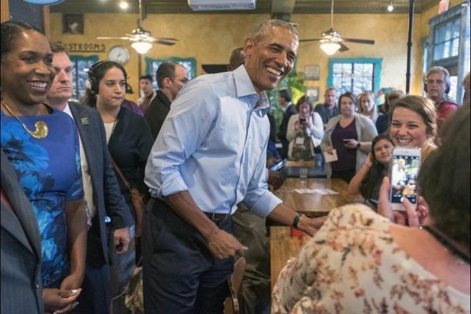 Cuoc song doi thuong cua cuu tong thong Obama sau khi roi Nha Trang hinh anh 9