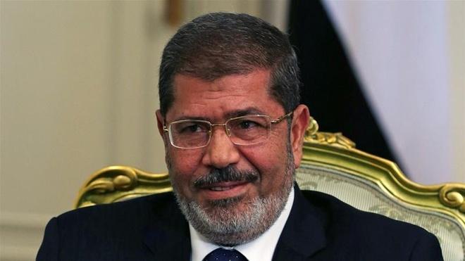 Cuu Tong thong Ai Cap Mohamed Morsi dot tu anh 1