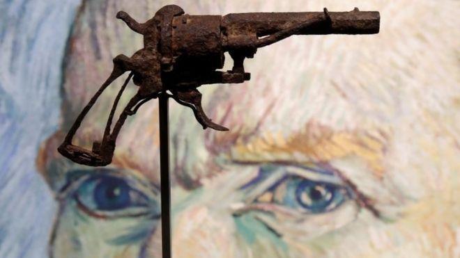 'Khau sung tu sat' cua danh hoa Van Gogh duoc ban voi gia 182.000 USD hinh anh 1