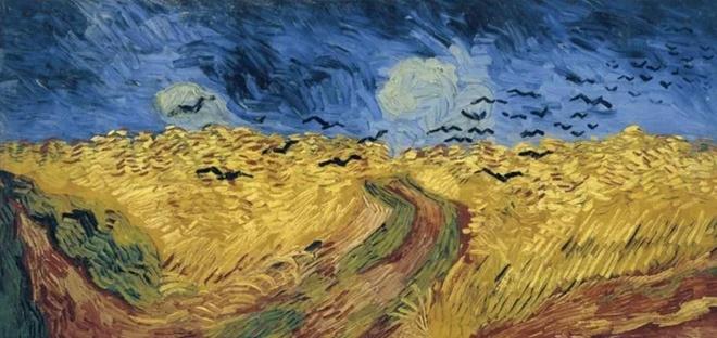'Khau sung tu sat' cua danh hoa Van Gogh duoc ban voi gia 182.000 USD hinh anh 2