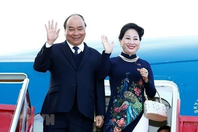 Thu tuong Nguyen Xuan Phuc sang Thai Lan du Hoi nghi ASEAN lan thu 34 hinh anh 1