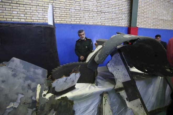 Iran khong ban trinh sat co P-8 anh 1