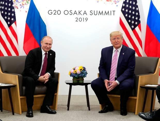 TT Trump nhac ong Putin: Dung can thiep bau cu 2020 cua My hinh anh 1