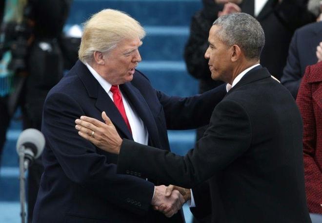 TT Trump rut khoi thoa thuan Iran de 'choc tuc' ong Obama? hinh anh 1