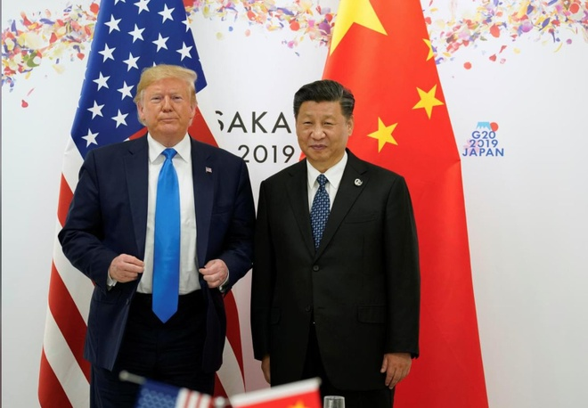 TT Trump bat ngo ap thue len 300 ty USD hang hoa Trung Quoc con lai hinh anh 1