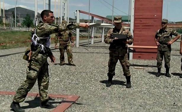 Armenia chien thang cuoc thi 'Chien binh the gioi' tai Army Games hinh anh 1
