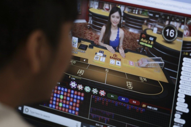 Đông Nam Á cắt cơn cuồng cờ bạc trực tuyến bị Trung Quốc chi phối