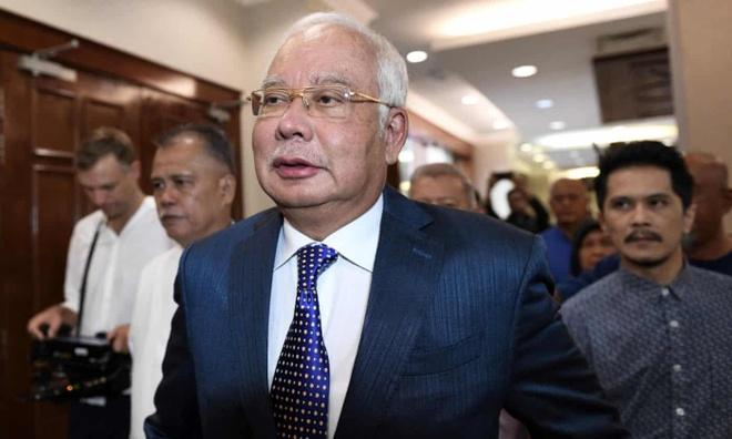 Cuu thu tuong Malaysia hau toa lan hai vi cao buoc bien thu quy 1MDB hinh anh 1