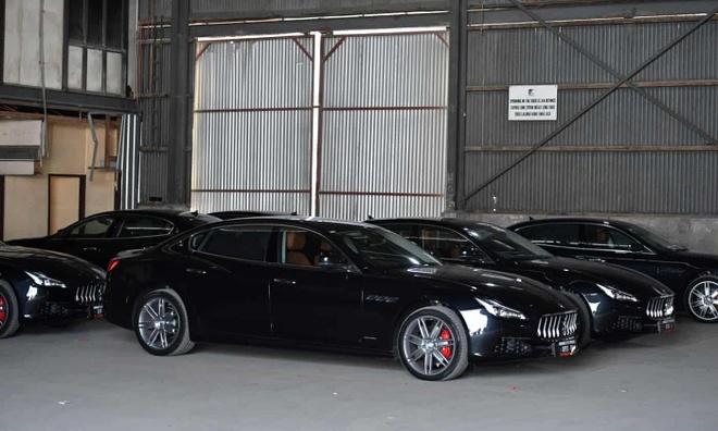 Khong ban duoc xe APEC, thu tuong Papua New Guinea nhan chiec Bentley hinh anh 1