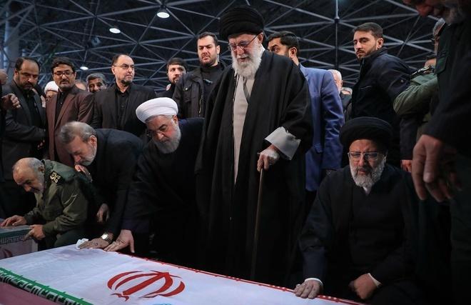 Phap, Anh va Duc kich hoat Co che Giai quyet Tranh chap voi Iran hinh anh 1 1192158509.jpg