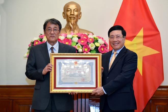 Trao tang Huan chuong Huu nghi cho Dai su Nhat hinh anh 4 TTA_9280_1_1.jpg