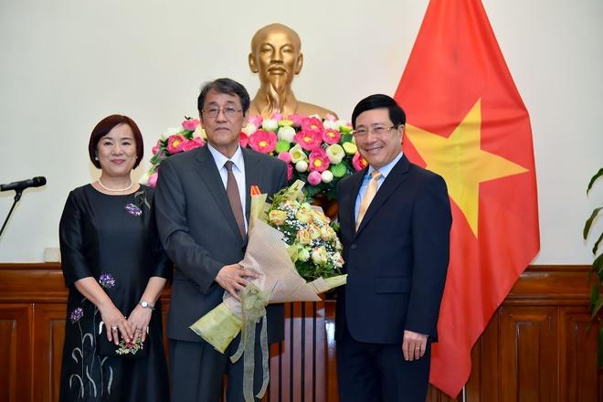 Trao tang Huan chuong Huu nghi cho Dai su Nhat hinh anh 5 TTA_9303_1_1.jpg
