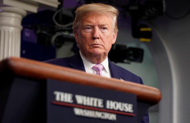 TT Trump canh bao 'se co rat nhieu nguoi chet' trong tuan toi o My hinh anh 1 2020_04_04T211917Z_1692535029_RC2XXF9A7R8C_RTRMADP_3_HEALTH_CORONAVIRUS_USA.JPG