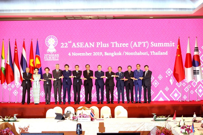 hoi nghi ASEAN+3 anh 2
