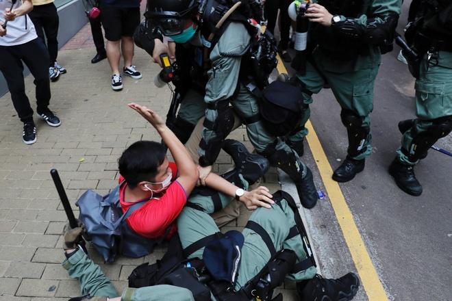 Trung Quoc thong qua luat an ninh cho Hong Kong anh 1