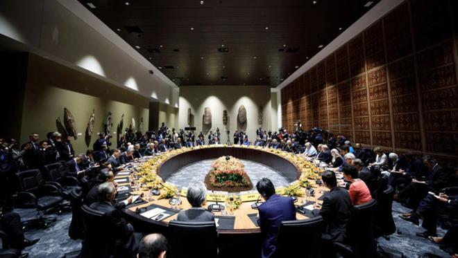 Hoi nghi Thuong dinh APEC 2021 to chuc truc tuyen anh 1