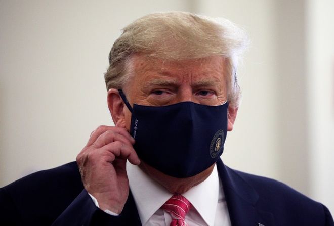 Trump co the tai tranh cu nam 2024 anh 1