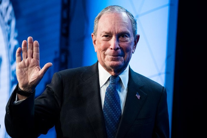 Ai se mua lai cong ty 60 ty USD neu ty phu Bloomberg danh bai TT Trump hinh anh 1 Micheal_Bloomberg.jpg
