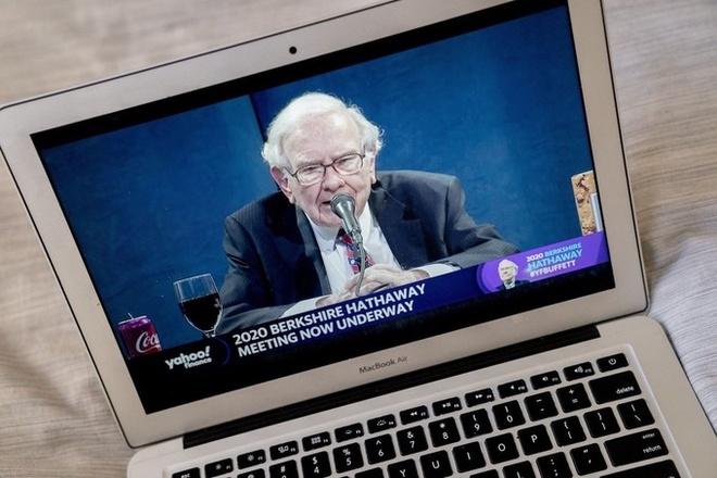 Ty phu Warren Buffett: 'Khong gi co the ngan can duoc nuoc My' hinh anh 2 warrenbuffett_2.jpg