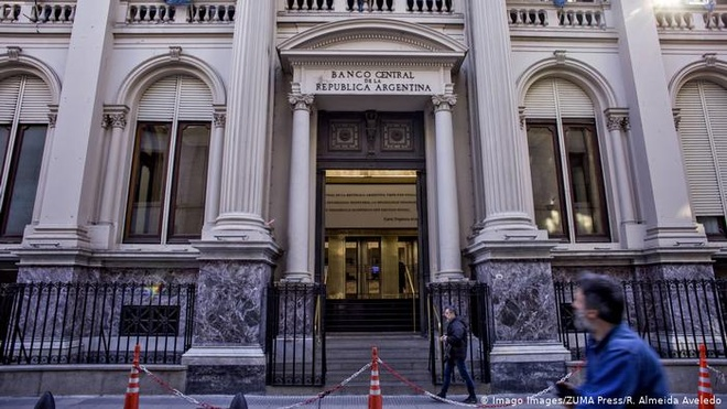Argentina co ngan duoc cu vo no lan thu 9 trong lich su? hinh anh 2 argentina_central_bank.jpg