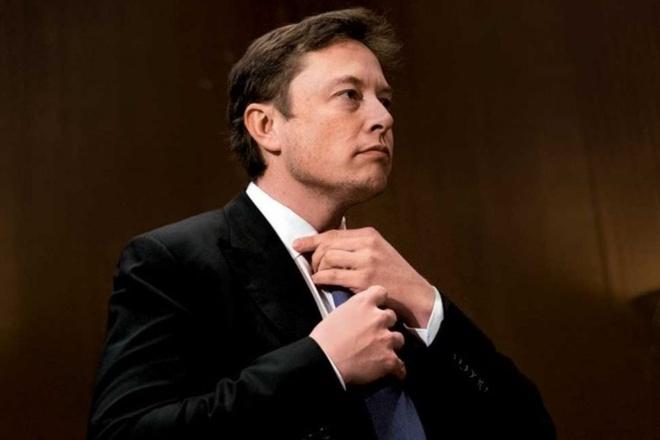 Elon Musk - CEO Tesla - là một người ủng hộ tiền điện tử Bitcoin. Ảnh: Bloomberg.