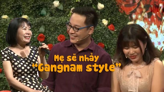 Me chong hua nhay 'Gangnam Style' neu con dau dong y ket hon hinh anh