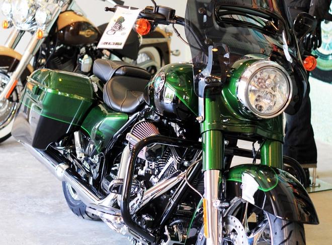 Harley-Davidson hang doc gia 1,5 ty dong tai Viet Nam hinh anh