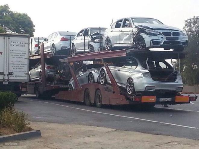 Loat BMW M3 bi pha huy khi quay phim cung Tom Cruise hinh anh