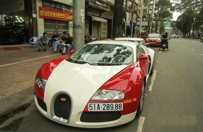 Vi sao Minh 'nhua' mua Bugatti Veyron ve Viet Nam trum men? hinh anh 2