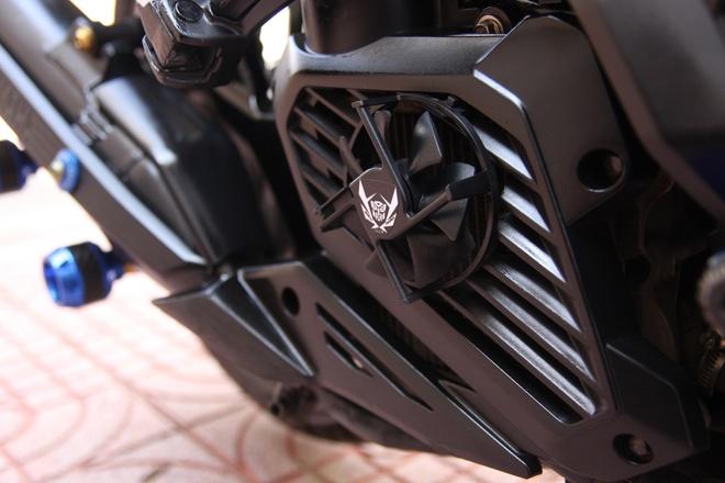 Nouvo SX do phong cach an toan cua biker Dong Nai hinh anh 9