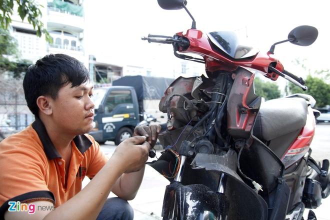 Chong trom xe may bang smartphone tai Viet Nam hinh anh 2