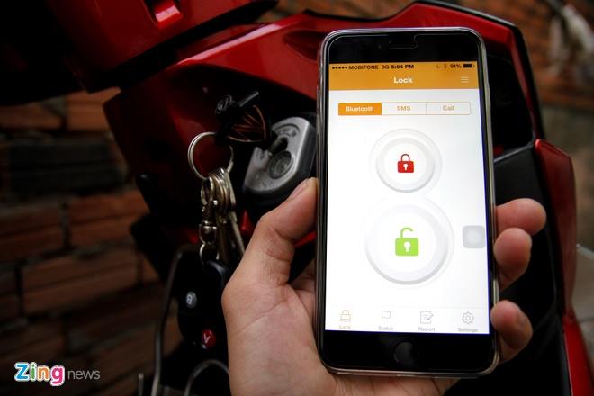 Chong trom xe may bang smartphone tai Viet Nam hinh anh 3