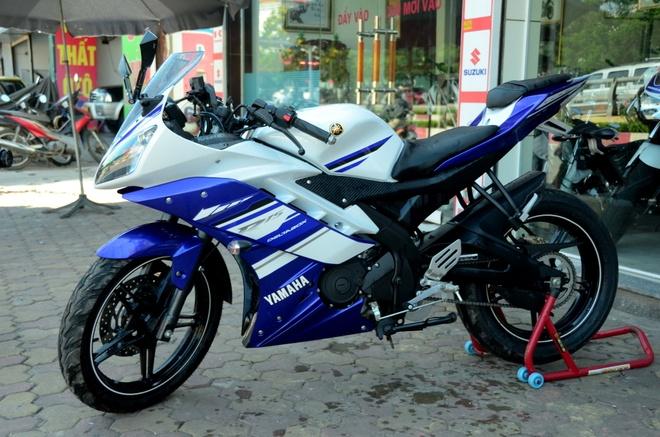 5 xe the thao cua Yamaha dang ban tai Viet Nam hinh anh 4