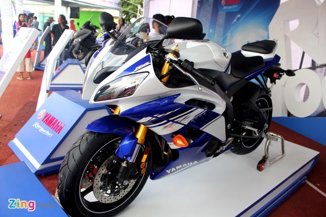 5 xe the thao cua Yamaha dang ban tai Viet Nam hinh anh 2