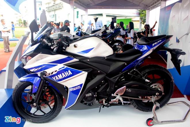 5 xe the thao cua Yamaha dang ban tai Viet Nam hinh anh 3