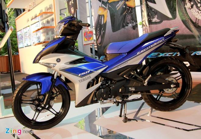 5 xe the thao cua Yamaha dang ban tai Viet Nam hinh anh 5