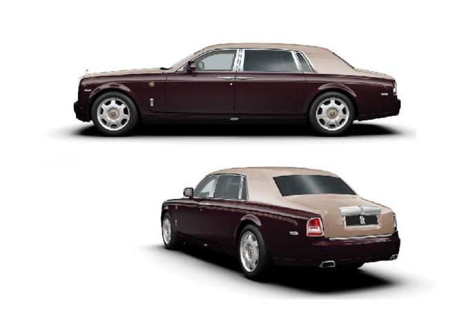 Rolls-Royce gioi thieu Phantom Dong Son cho dai gia Viet hinh anh