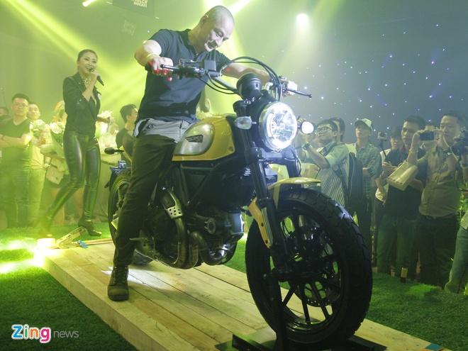 Scrambler - moto re nhat cua Ducati ra mat tai Viet Nam hinh anh 3