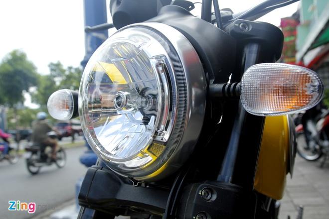 Anh chi tiet Ducati Scrambler doc nhat tai Viet Nam hinh anh 6