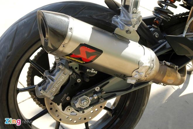 KTM Duke 200 do dac biet de bieu dien mao hiem hinh anh 9