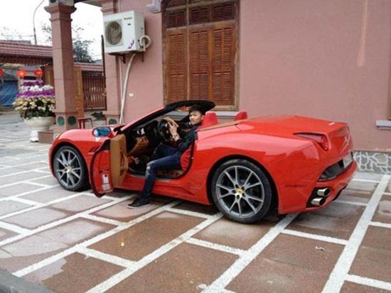 4 thieu gia Viet me Ferrari hinh anh 4