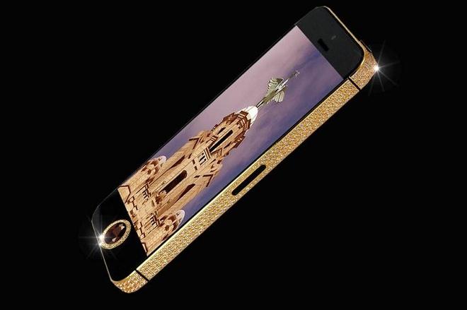 13 smartphone dat gia danh cho gioi nha giau hinh anh
